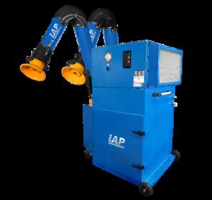 Welding extractor